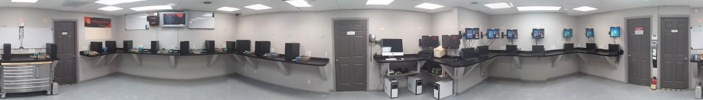 NexGen Tech Service Room